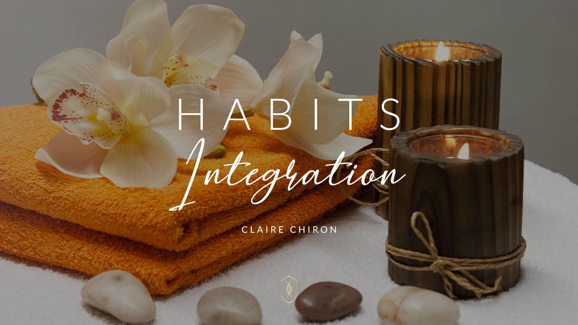 Habits integration
