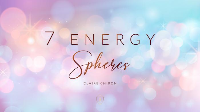 7 energy spheres experience